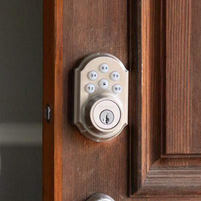 Manchester security smartlock